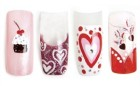 Dan zaljubljenih – manikir za nokte