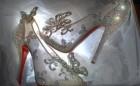 Labutin predstavio Pepeljugine staklene cipelice