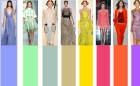 Moderne boje za proleće 2014.