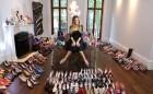 Sarah Jessica Parker lansirala svoju najnoviju kolekciju cipela