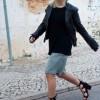 Da li su blok potpetice nove stiletto? Sandale za leto 2015