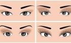 Pravilno se našminkajte prema svom obliku očiju