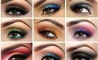 Senke prema boji očiju
