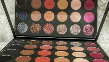 Recenzija Tati Beauty textured neutrals vol 1. palete