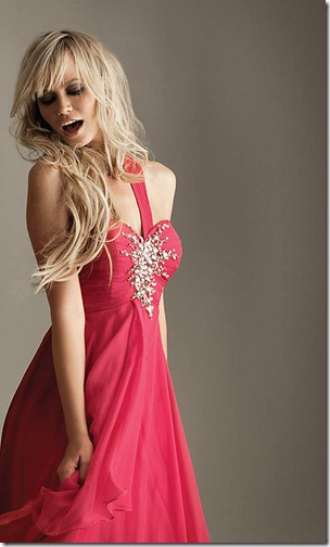 Beautiful-and-elegant-dress-with-one-shoulder