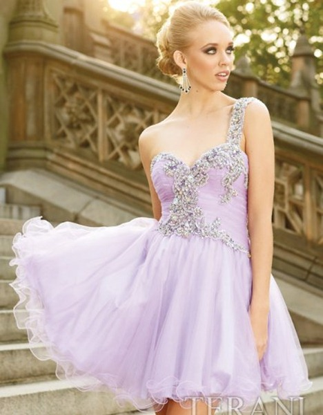 Short-One-houlder-Purple-Prom-Dress-by-Terani