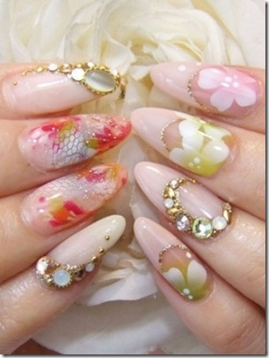 Gorgeous-Spphisticated-Nails-Art