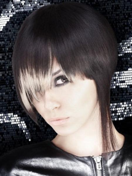 Crna-boja-za-kosu-frizura
