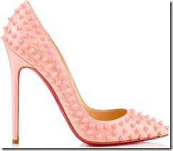 Christian-Louboutin-Pigalle-Spikes-baby-pink-Spring-2013-300x261