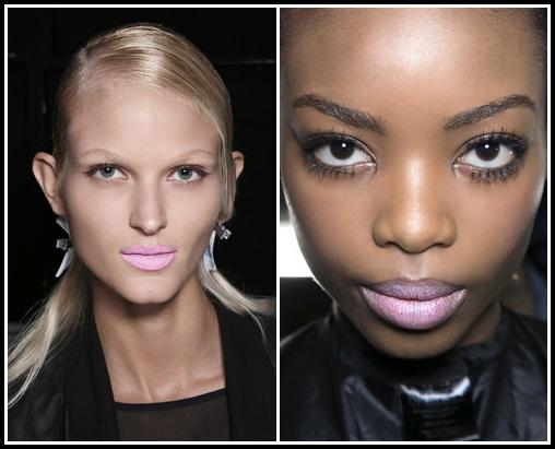 Pepto pink lipstick