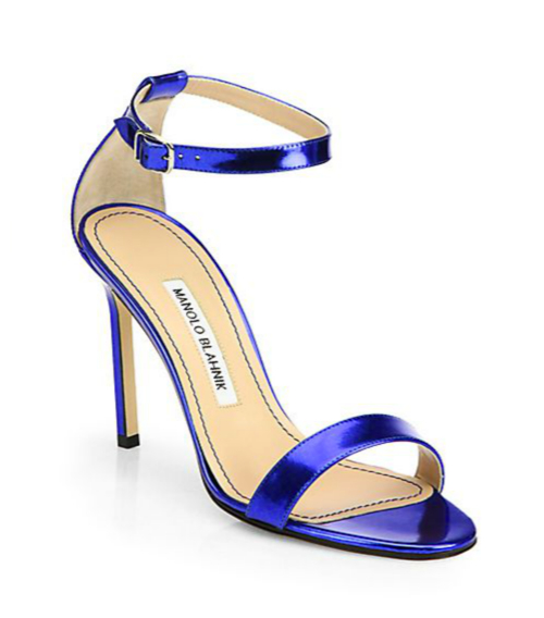 Manolo-Blahnik-Chaos-Metallic-Patent-Leather-Ankle-Strap-Sandals