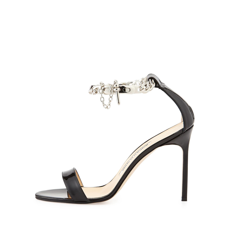 manolo-blahnik-chaos-patent-chain-wrap-sandal-black-pic165535