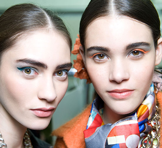 bright-eye-makeup-chanel-aw-2014
