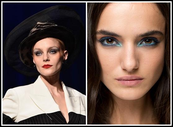 Make up plavo p2015