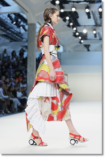Marni - Runway - Milan Fashion Week Womenswear Spring/Summer 2015