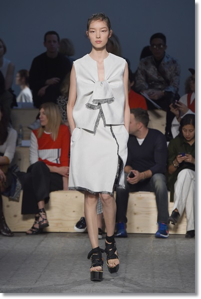 Sportmax - Runway - Milan Fashion Week Womenswear Spring/Summer 2015