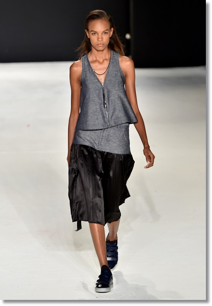 rag & bone Spring 2015 Women's Collection - Runway