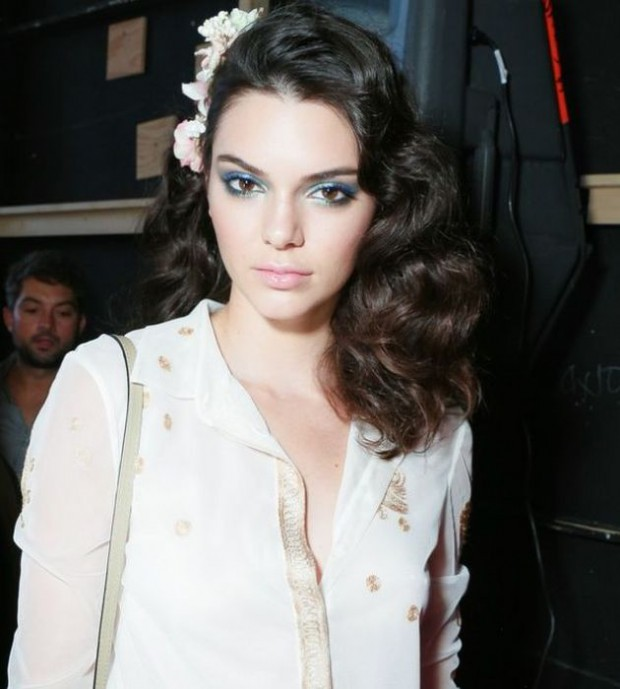 Kendall Jenner - 9/13/2015 - New York, New York - DVF: SPRING COLLECTION 2016 SHOW  held at Spring Studios, NYC. (Photo by Matteo Prandoni/BFA) *** Please Use Credit from Credit Field ***, Image: 258518748, License: Rights-managed, Restrictions: *** Great Britain, Ireland, Australia OUT ***, Model Release: no, Credit line: Profimedia, SIPA parties