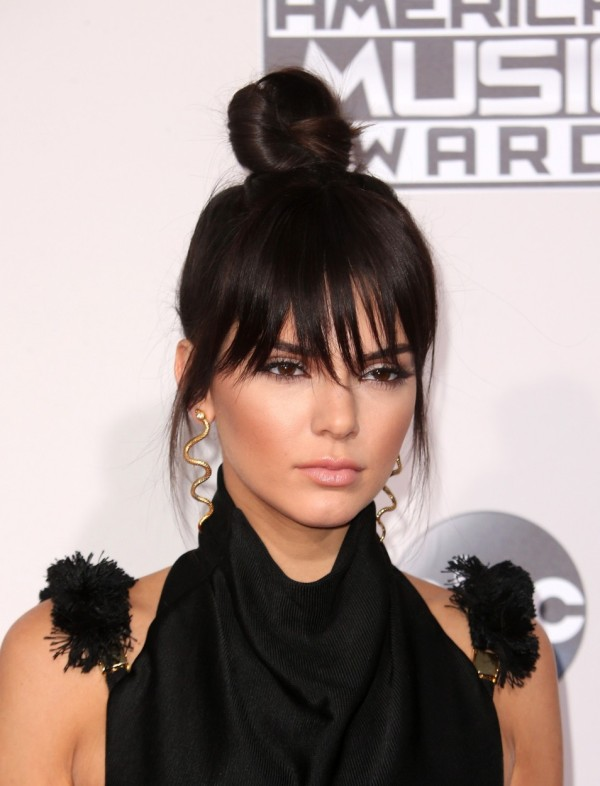 Los Angeles, CA - November 22 Kendall Jenner Attending 2015 American Music Awards - Arrivals At The Microsoft Theater On November 22, 2015. Photo Credit: Faye Sadou ., Image: 267468525, License: Rights-managed, Restrictions: , Model Release: no, Credit line: Profimedia, Corbis